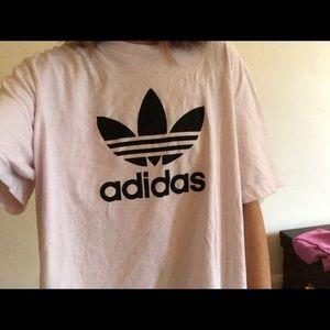 adidas short sleeve tee shirt!